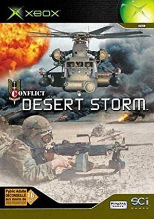 Conflict Desert Storm facts