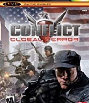 Conflict Global Terror facts