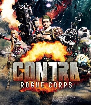 Contra: Rogue Corps facts