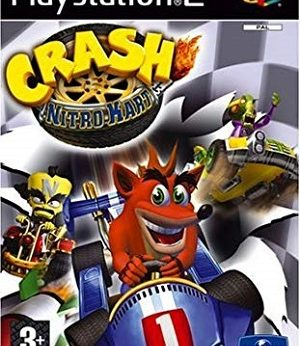 Crash Nitro Kart facts