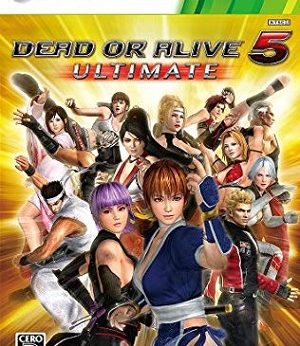 Dead or Alive 5 Ultimate facts