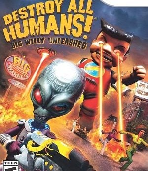 Destroy All Humans! Big Willy Unleashed facts