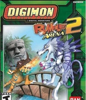 Digimon Rumble Arena 2 facts