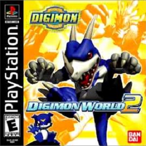 Digimon World 2 facts