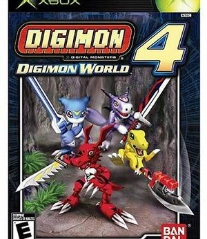 Digimon World 4 facts