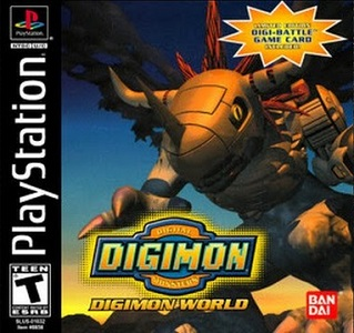 Digimon World facts