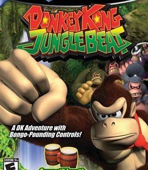 Donkey Kong Jungle Beat facts