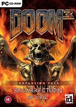 Doom 3 Resurrection of Evil facts