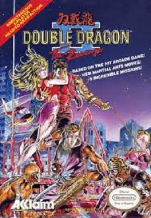 Double Dragon II The Revenge facts