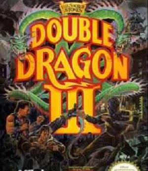 Double Dragon III The Sacred Stones facts