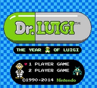 Dr. Luigi facts