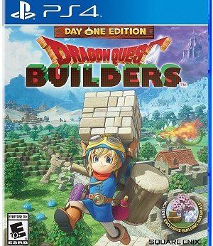 Dragon Quest Builders facts