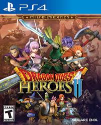 Dragon Quest Heroes II facts