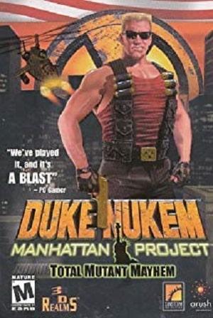 Duke Nukem Manhattan Project facts