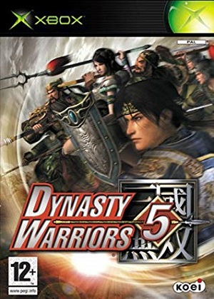 Dynasty Warriors 5 facts
