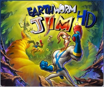 Earthworm Jim HD facts