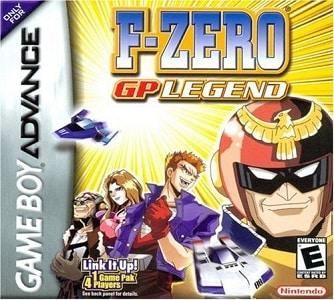 F-Zero GP Legend facts