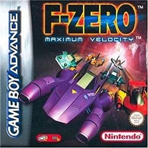 F-Zero Maximum Velocity facts