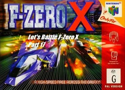 F-Zero X facts