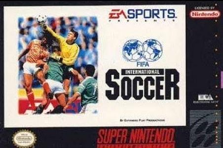 FIFA International Soccer facts