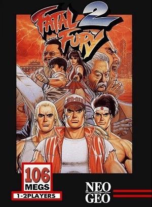 Fatal Fury 2 facts
