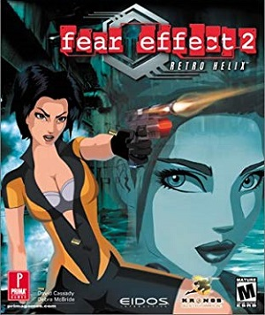 Fear Effect 2 Retro Helix facts