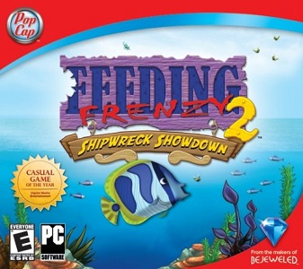 Feeding Frenzy 2 Shipwreck Showdown facts