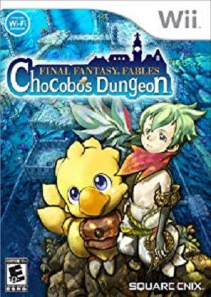 Final Fantasy Fables Chocobo's Dungeon facts