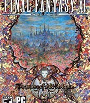Final Fantasy XI Treasures of Aht Urhgan facts