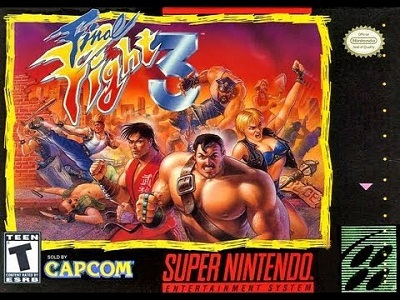 Final Fight 3 facts