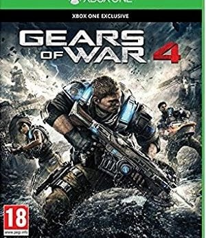 Gears of War 4 facts