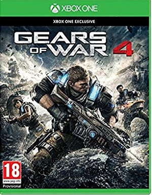 Gears of War 4 facts