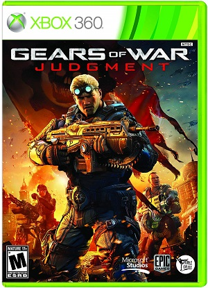 Gears of War Judgment facts