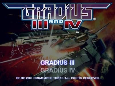 Gradius IV facts