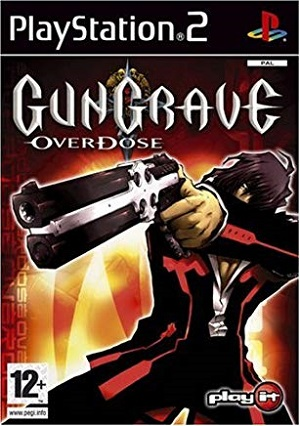 Gungrave overdose facts
