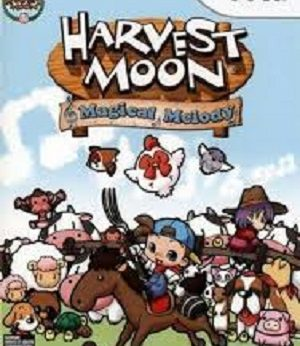 Harvest Moon Magical Melody facts