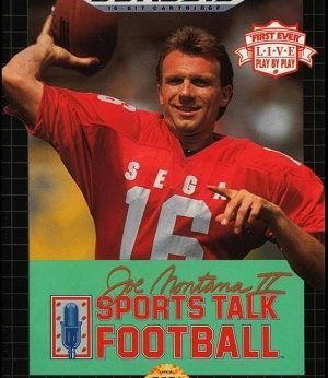 Joe Montana II Sports Talk Football facts
