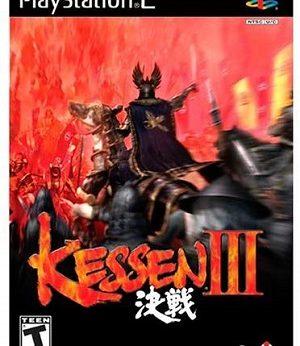 Kessen III facts