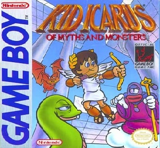 Kid Icarus Of Myths and Monsters facts