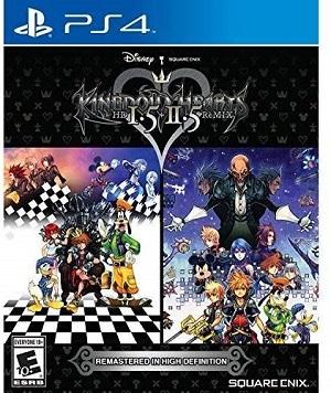 Kingdom Hearts 1.5 2.5 facts