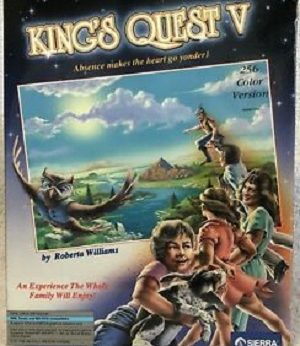 King's Quest V Absence Makes the Heart Go Yonder! facts