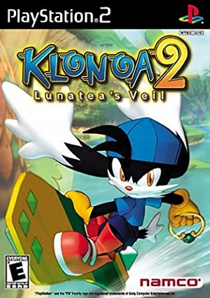 Klonoa 2 Lunatea's Veil facts