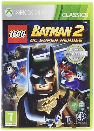 LEGO Batman 2 DC Super Heroes facts