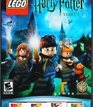 LEGO Harry Potter Years 1–4 facts