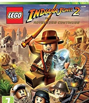 LEGO Indiana Jones 2 The Adventure Continues facts
