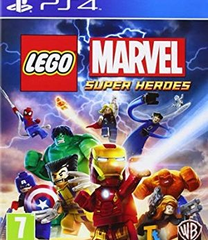 LEGO Marvel Super Heroes facts