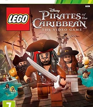 LEGO Pirates of the Caribbean The Video Game facts