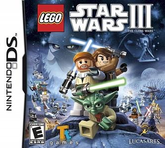 LEGO Star Wars III The Clone Wars facts