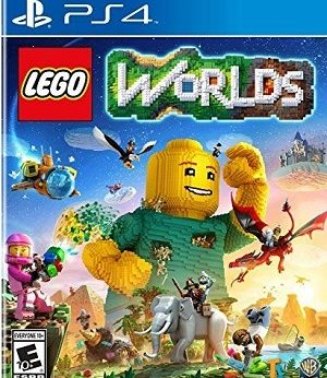 LEGO Worlds facts