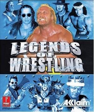 Legends of Wrestling facts
